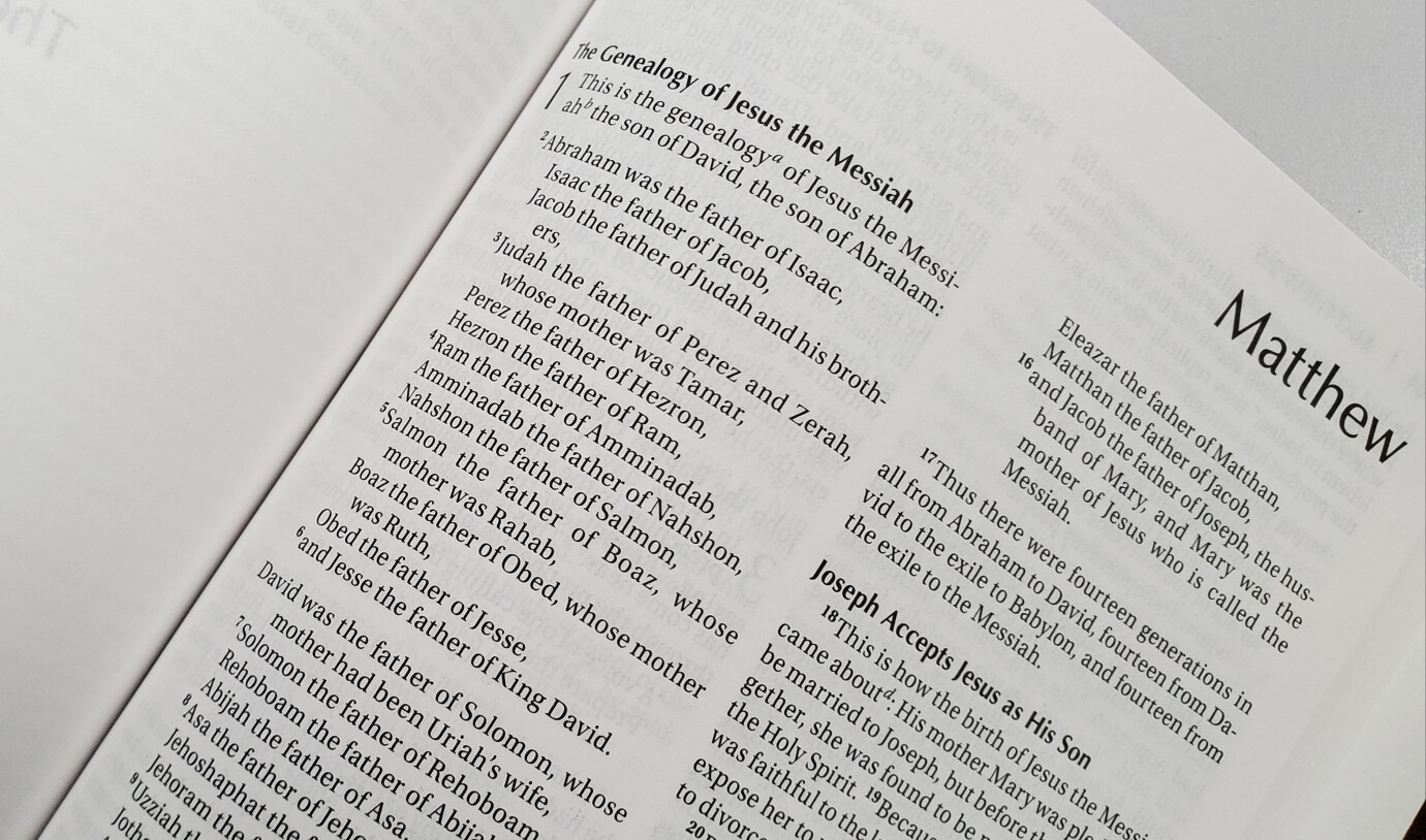 Bible Discovery Class - Galatians